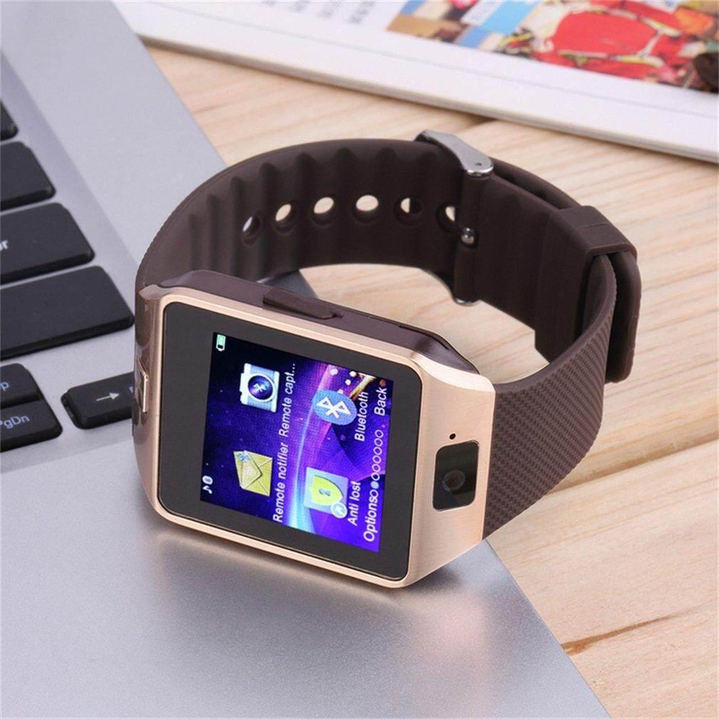 Hadiah Kamera Mini Jam Tangan Pintar untuk Ponsel Android Handphone Sobat Fashion Elegan-Intl