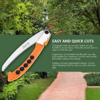 Price Checker Lipat Portabel Pemangkasan Gergaji dengan Pegangan Anti Slip Outdoor Berkebun Pemangkasan Pohon Alat-Intl pencari harga - Hanya Rp121.410