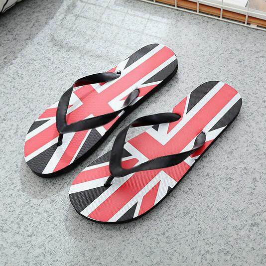 RHS Online Pria Anak Laki-laki Musim Panas Pantai Kasual Jepit Sepatu Sandal Sandal Dalam Luar Ruangan-Internasional