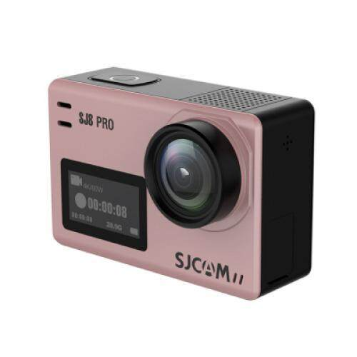 Original SJCAM SJ8 Pro 4K 60fps Two-screen Touch WiFi Sport Video Camera (ROSE GOLD)