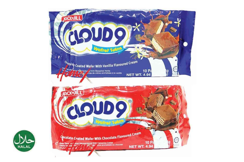 Cek Harga Hup Seng Chocolate Teddy Biscuits 40s X 14g Terbaru Milna Toddler Coklat 110 G Cloud 9 Wafer Twin 10pcs