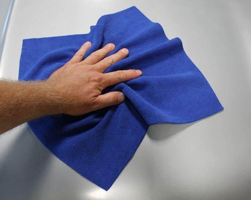 Microfiber Car Magic Towel Cleaning Cloth - 57x30cm