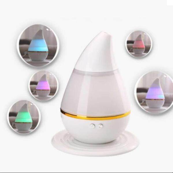 QQ 7 Color Ultrasonic Home Aroma Humidifier Air Diffuser Purifier Singapore