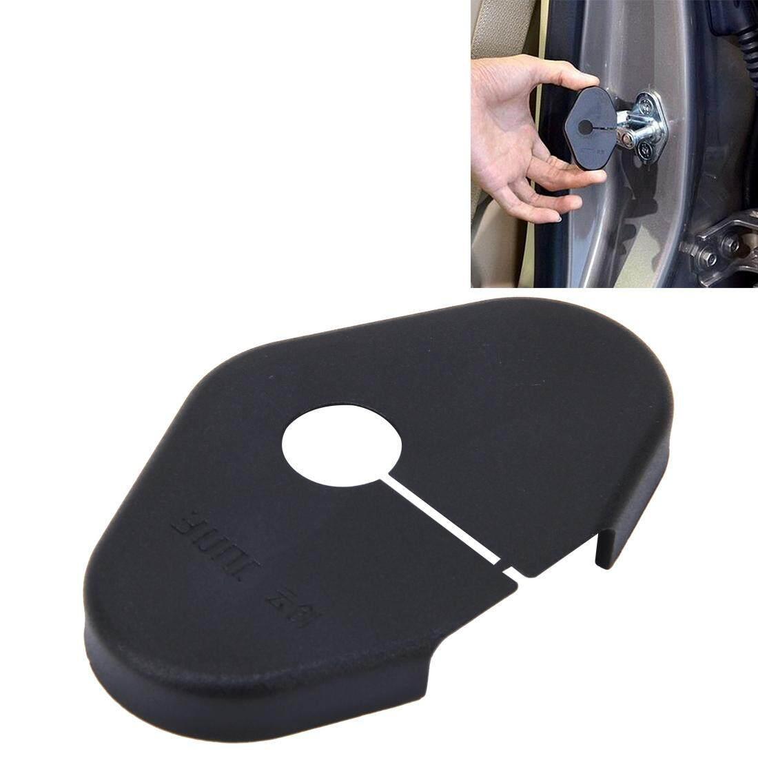 4 Pcs Mobil Pintu Mengunci Gesper Dihiasi Karat Menjaga Perlindungan Sarung Untuk Chevrolet MALIBU Aveo Cruze Camaro Volt TRAX- internasional