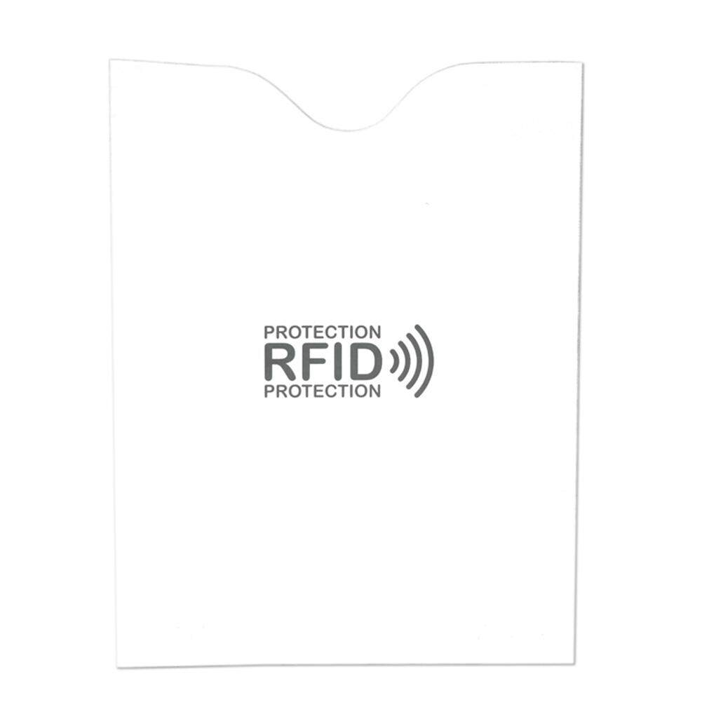 Theft Identity Prevention RFID NFC Blocking Sleeve IC Bank Card Cover Credit Card Safe Holder Practical Tool