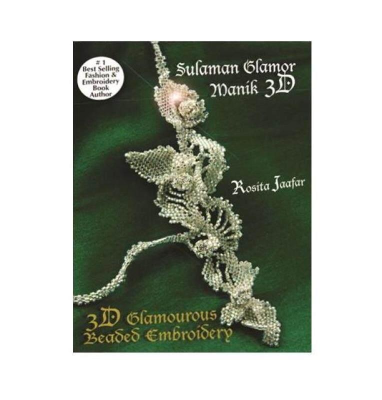 Sulaman Glamor Manik 3D, Buku Malaysia