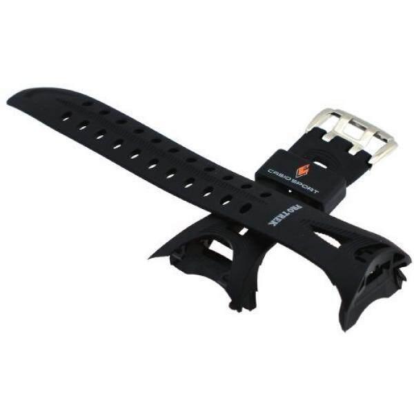 Casio #10235342 Pabrik Asli Penggantian Tali untuk Protrek Triple Sensor Pathfinder Jam Tangan-PRG-90-Internasional