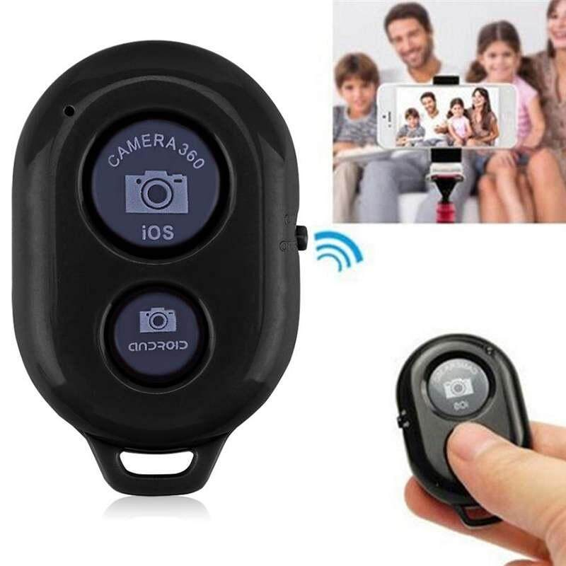 Bluetooth 4.0 Selfie Camera Remote Control Multi-color Shutter Release - intl
