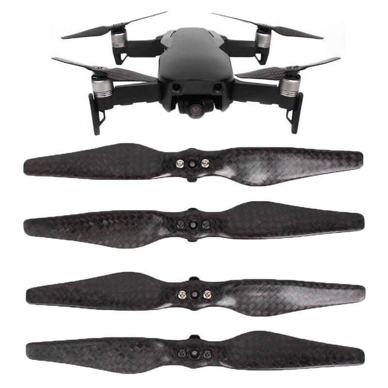 006aabe1682 2 Pairs 5332S Propellers Carbon Fiber 5332 Quick-Release Props for DJI  MAVIC AIR Drone