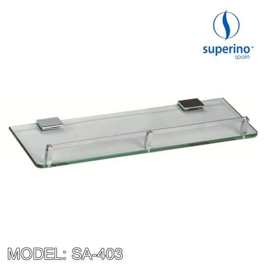 SUPERINO SA 403 GLASS SHELF