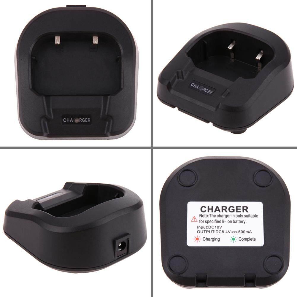 Gambar Detail Barang Radio Charger Desktop Base for BF UV-82 UV-82L UV89 UV-8 UV-8D(Black) - intl Terbaru