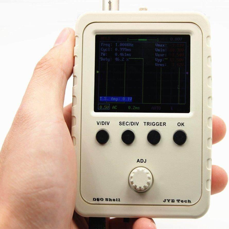 Dso150 Digital Oscilloscope With Perumahan Produksi Elektronik DIY Kit Warnawarni - 3 .