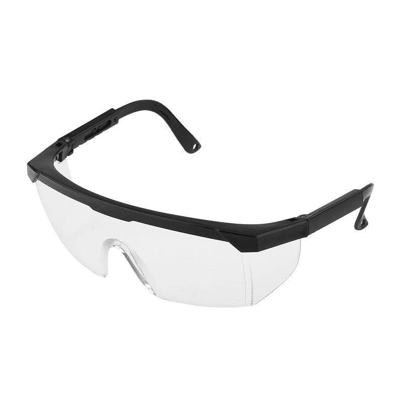 New Safety Eye Protection PPE Glasses Goggle Spec Clear