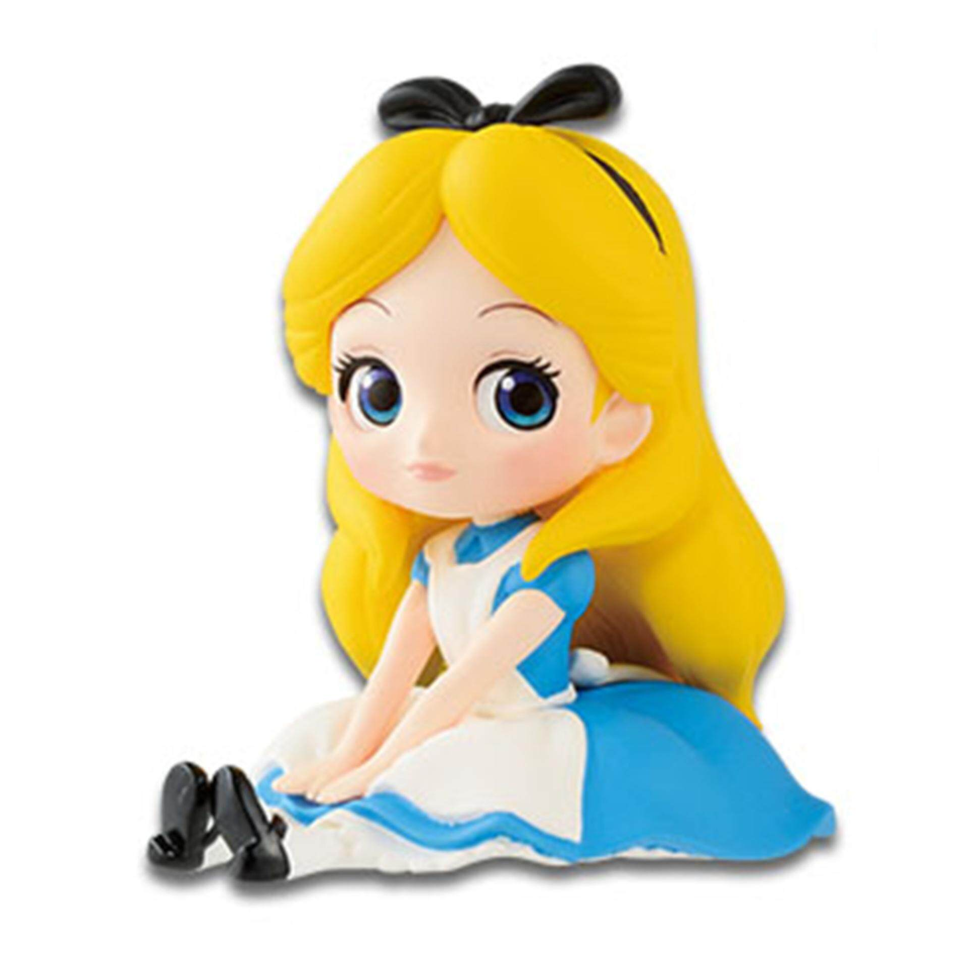 Banpresto Q Posket Disney Princess Petit Figure - Alice Toys for boys