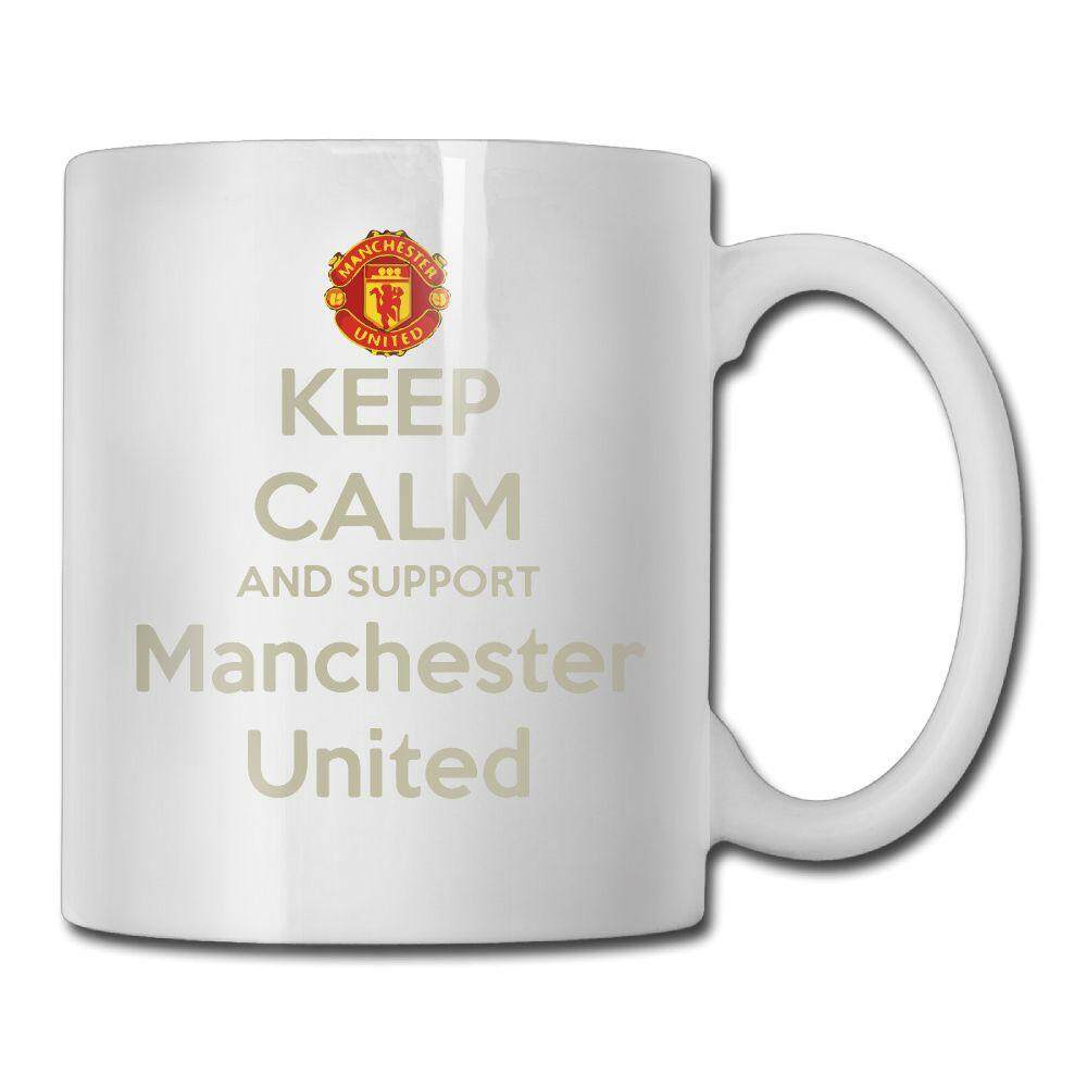 c14c83424bd Coffee Mugs 2018 Unique High Quality Keep Calm And Support Manchester  United Coffee Tea Mug Cup