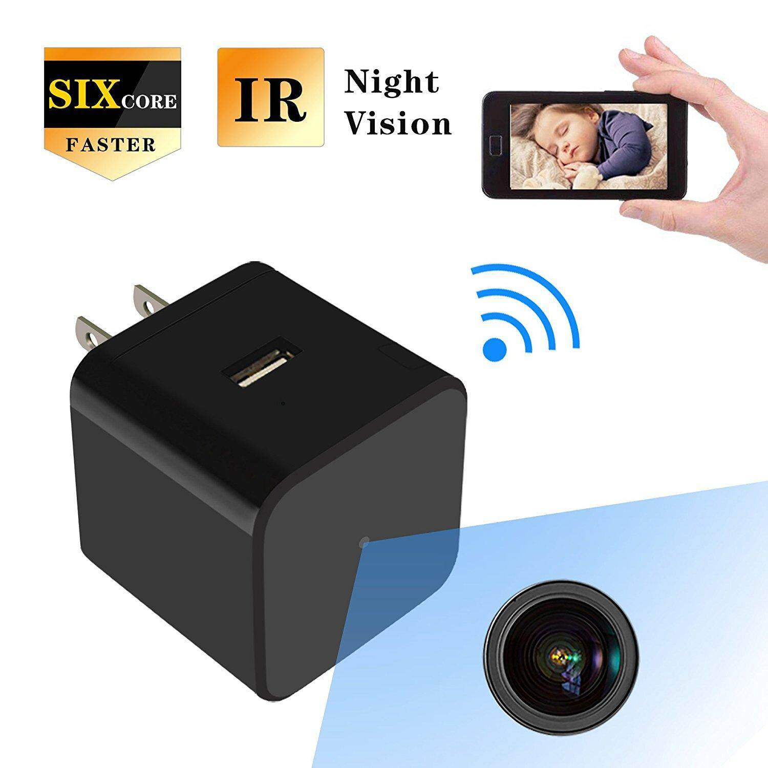 Ip Cameras Buy At Best Price In Malaysia Lazada Camera W 15 Jdm Hd 1080p Hidden Spy Usb Wall Charger Mini Wifi Home Security Wireless Nanny Baby