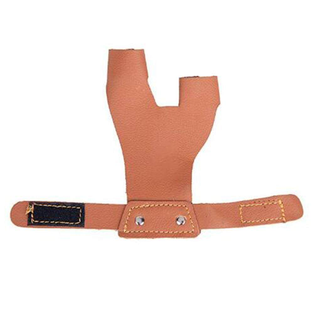 ... Redcolourful Busur Tradisional Tunas Microfiber Sarung Tangan Pelindung Tangan Profesional Hand Guard - 4 ...