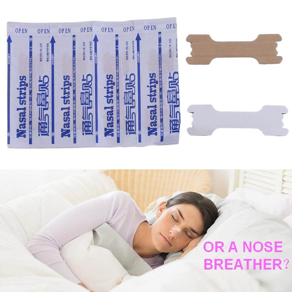 GoSport 50pcs Great Breathing Nasal Strips Stop Snoring Anti Snoring Strips Patch tốt nhất
