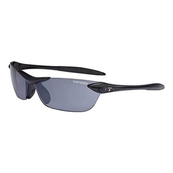 06aa50d0b6 Tifosi Optics Tifosi Seek Fc Single Lens Matte Black Sunglasses - intl