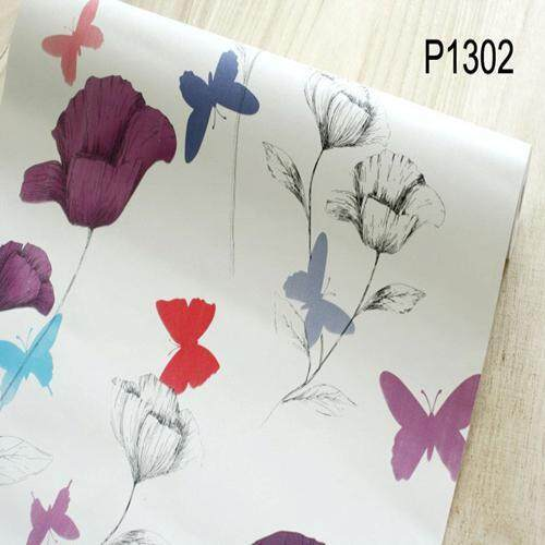 PVC SELF ADHESIVE WALLPAPER P1302