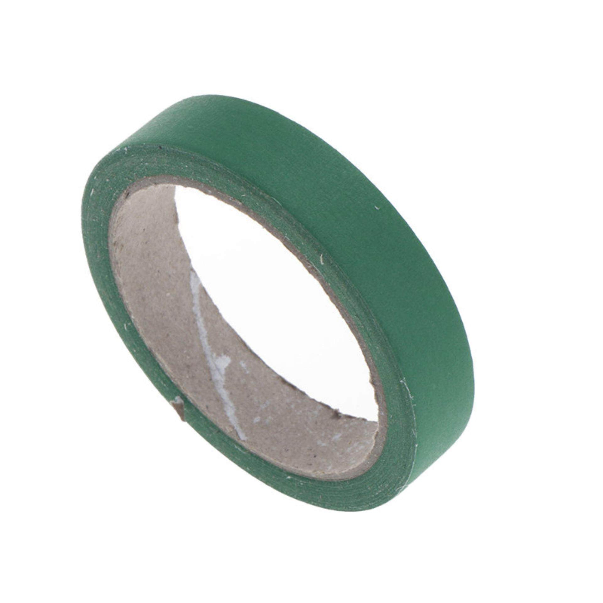 Mua Colourful Paper Sticky Tape DIY Masking Painting Tape General Purpose Craft Tool Green 10mm*20m