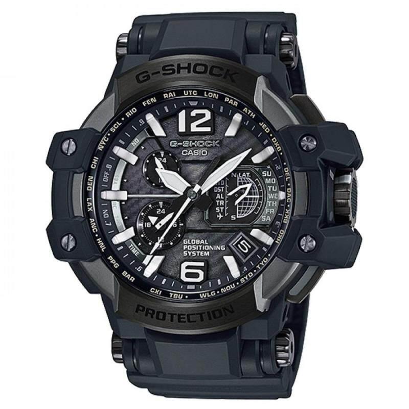 Casio G-Shock Premium Gravitymaster Black Malaysia