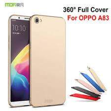 360 Degree Full Protective Cover Case With Tempered Galss for Oppo A83