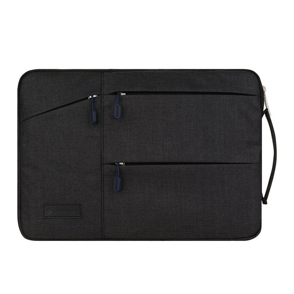 GEARMAX New Laptop Bag case Laptop Sleeve for Macbook air pro pouch bag for Lenovo Sumsung Asus 11 inch bag For Men Woman(Black) - intl