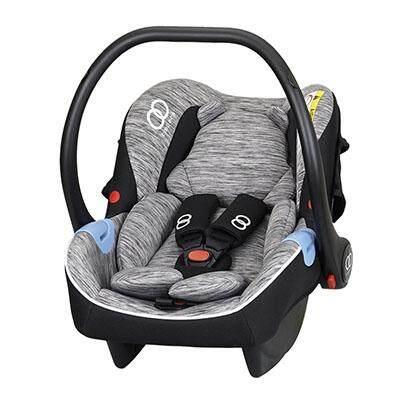 Koopers: Danza Infant Carrier - GREY STRIP