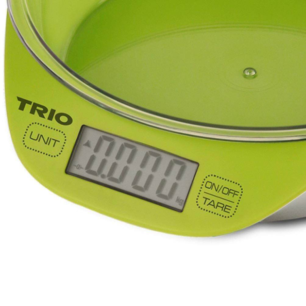 Bundle Package include Trio TPM-601 Power Mixer (5.0L) with Trio TKS-867 Digital Kitchen Scale