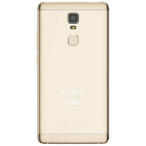 CUBOT CHEETAHPHONE ANDROID 6.0 4G PHABLET 5.5 INCH 2.5D ARC SCREEN MTK6753 64BIT OCTA CORE 1.5GHZ 3GB RAM 32GB ROM TOUCH ID 13.0MP REAR CAMERA 5G WIFI HOTKNOT (CHAMPAGNE)
