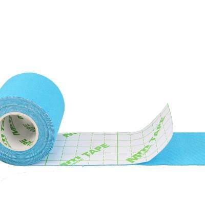 Mumian 3M Kinesiology Tape Cotton Elastic Adhesive Muscle Tape Sports Tape Roll Care Bandage Support (SKY BLUE)