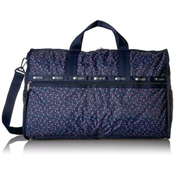 Lesportsac Womens Classic Weekender Ditsy Dance Party