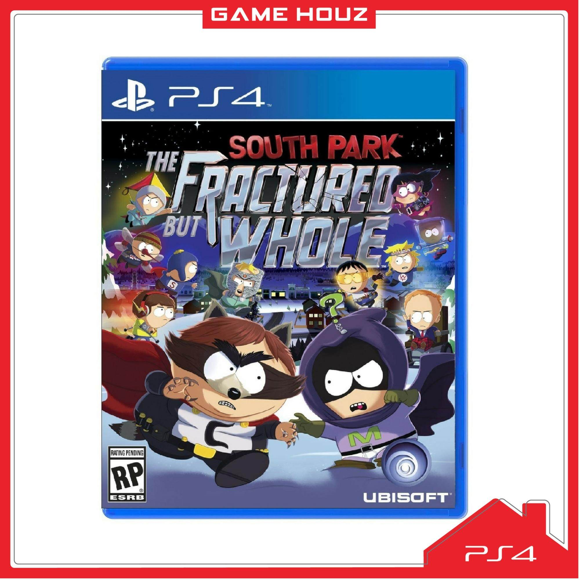 (PS4) South Park: The Fractured But Whole (R3/ENG)