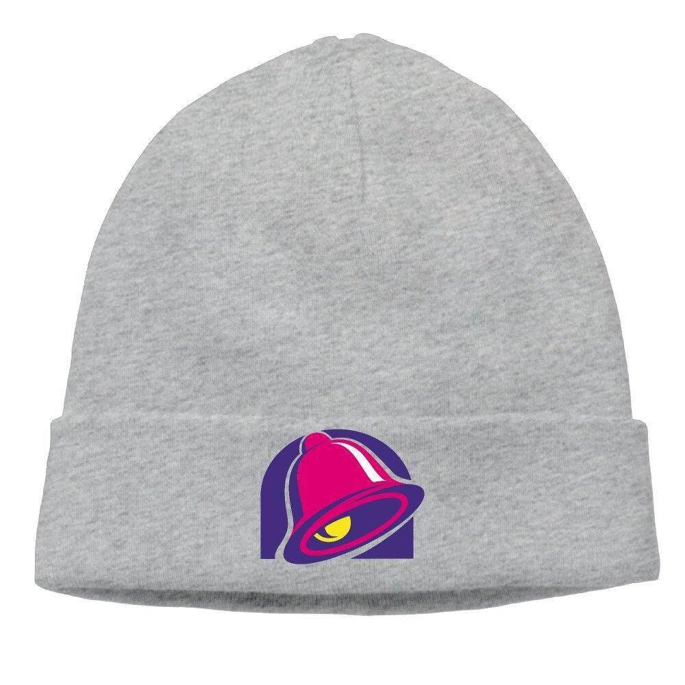 Taco Lonceng Beanie untuk Pria Wanita Deepheather-Internasional