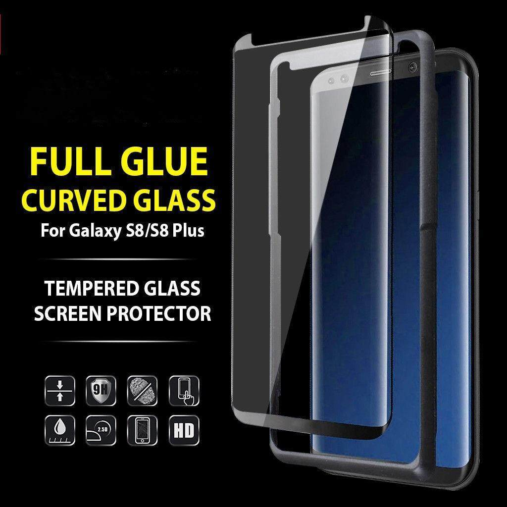 Cek Harga Samsung Full Glue Curved Tempered Glass S9 S9 Plus Note 8