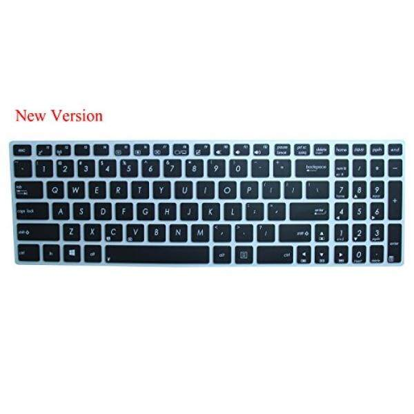 CaseBuy High Quality Ultra Thin Silicone Keyboard Protector Cover Skin for ASUS F55A, A55A, UX51VZ, X55U, X53U, X54L, X54C, X55A, X55C, A52F, A53U, A53Z, A54C, N53SM, N53SN, N53SV, P53E, K73E, X551CA, X551MA, D550MA, X552, X552E, X552EA, X552EP, X552