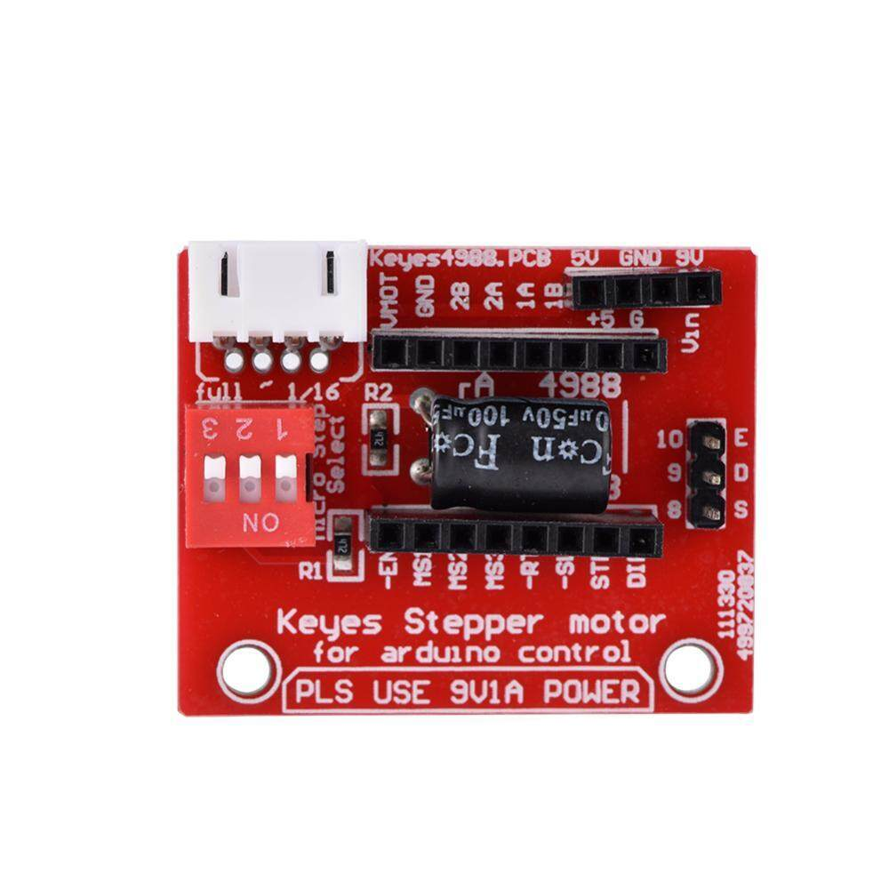 A4988/DRV8825 Stepper Motor Driver Control Extension Shield Boards for 3D Printer
