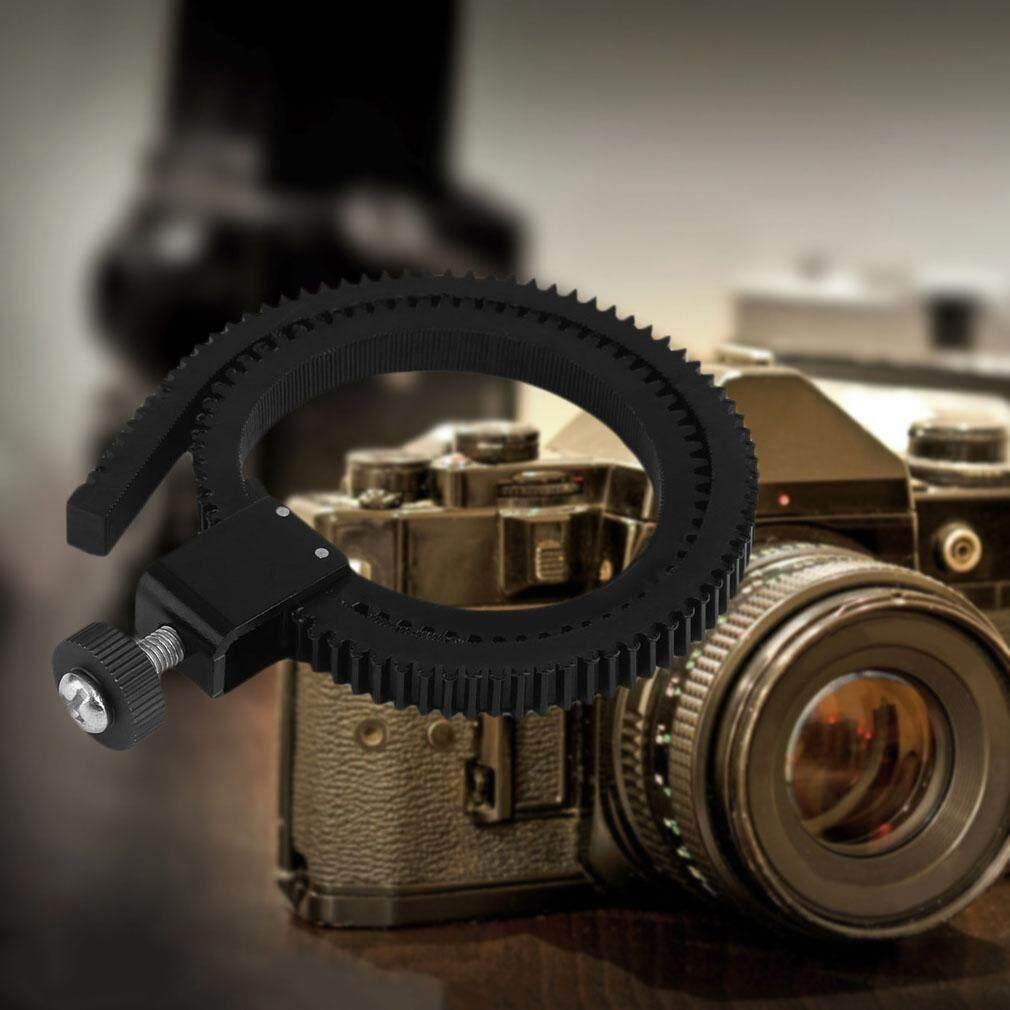 Fitur Sabuk Cincin For Fokus Kamera Dslr Allwin Warna Hitam Dan Tas Slr Segitiga List Kuning Detail Gambar Terbaru