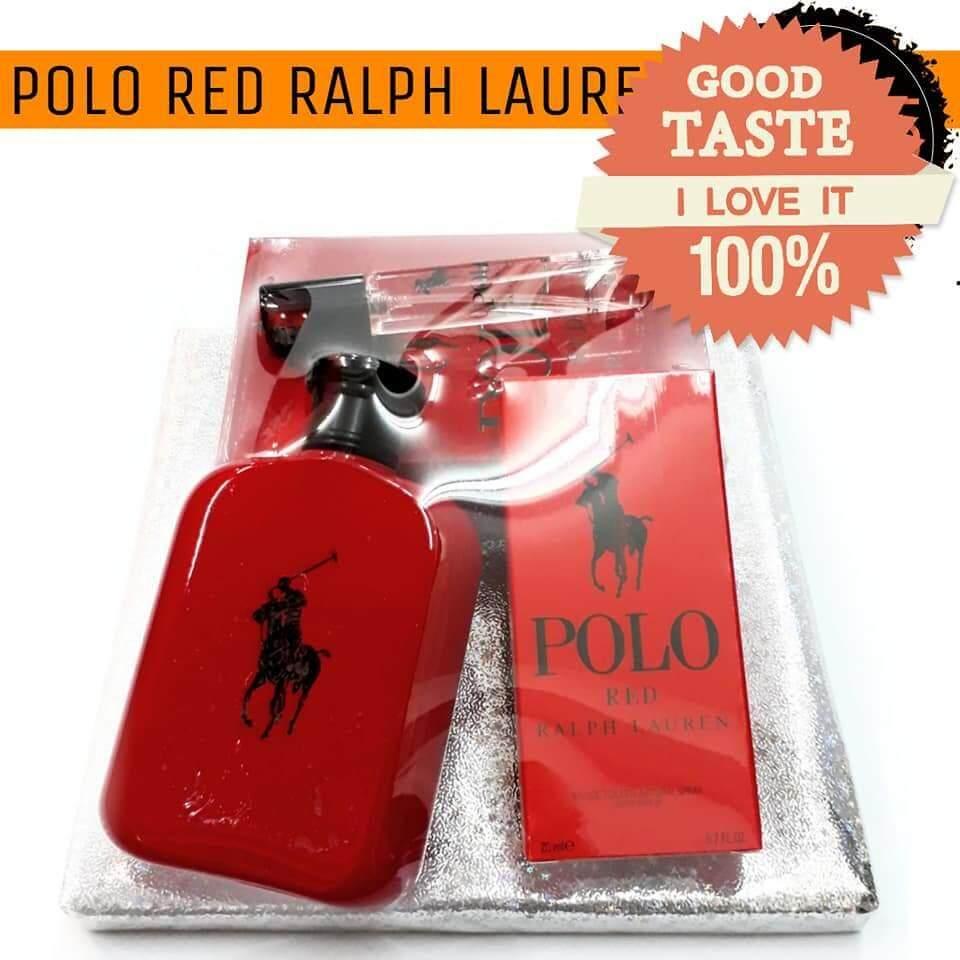 Polo Red Eau de Toilette Perfume Gift Set