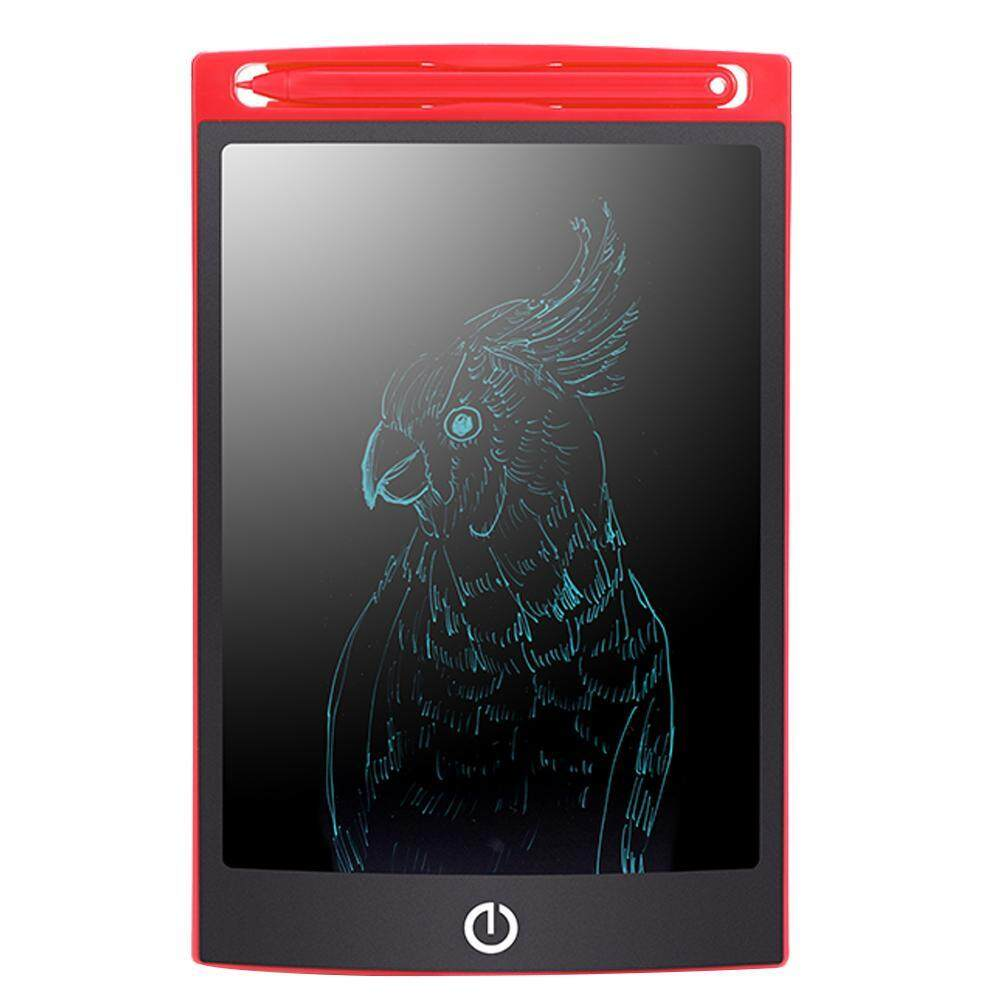 pavilion LCD Writing Tablet 8.5inch Screen Lock Electronic Writing Board Portable Handwriting Notepad - intl