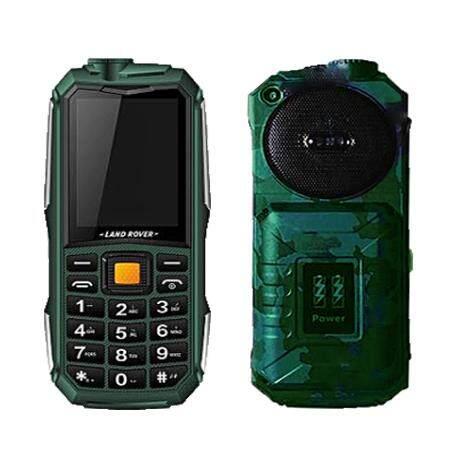 Land Rover K808 Rugged Power Bank GSM Phone