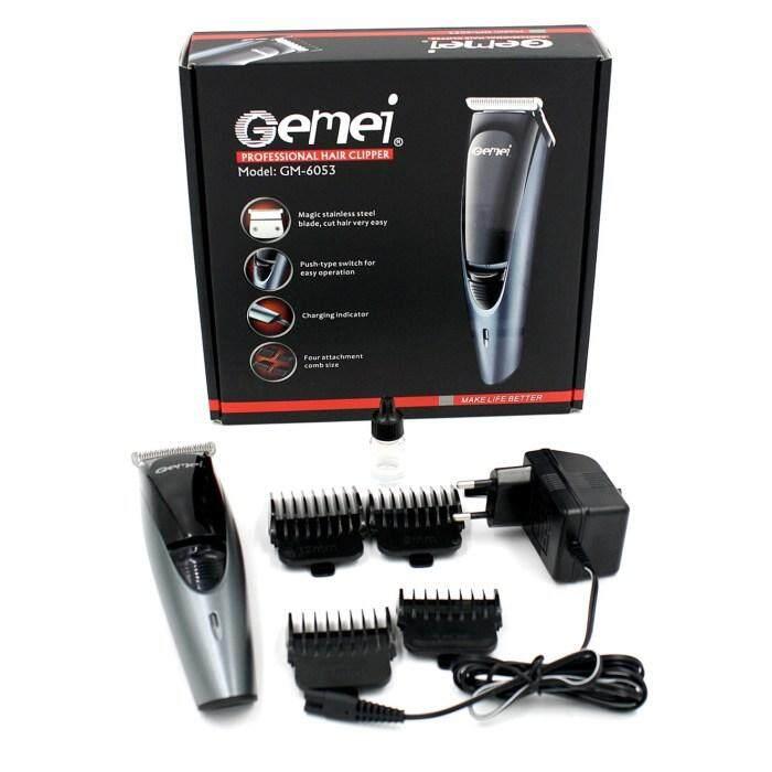 Gemei  GMGM-6053 Professional Hair Clipper  ORIGINAL  (Wholesale Price)