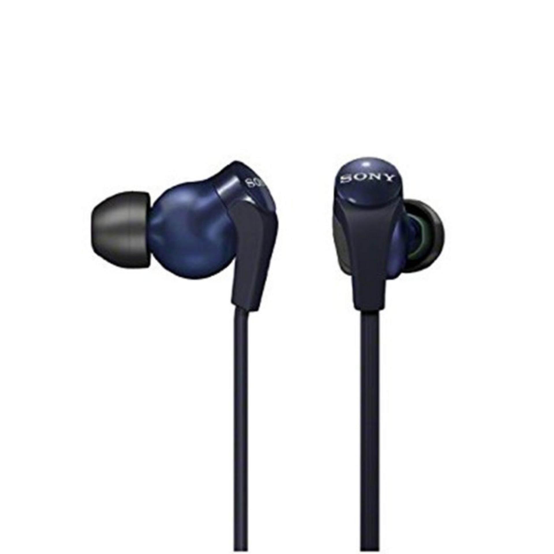 Cek Harga Sony Mdr Xb55ap Blue Extra Bass Tm In Ear Headphones Earphone Xb70bt Bluetooth Xb30ex W
