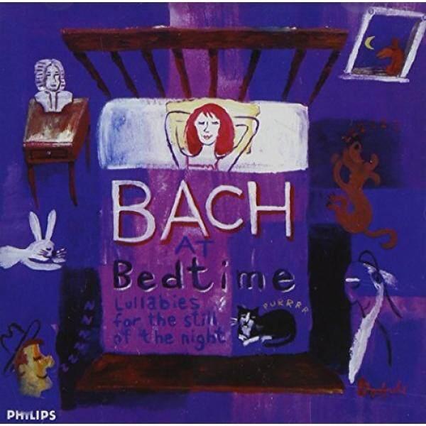 Bach ก่อนนอน - นานาชาติ.