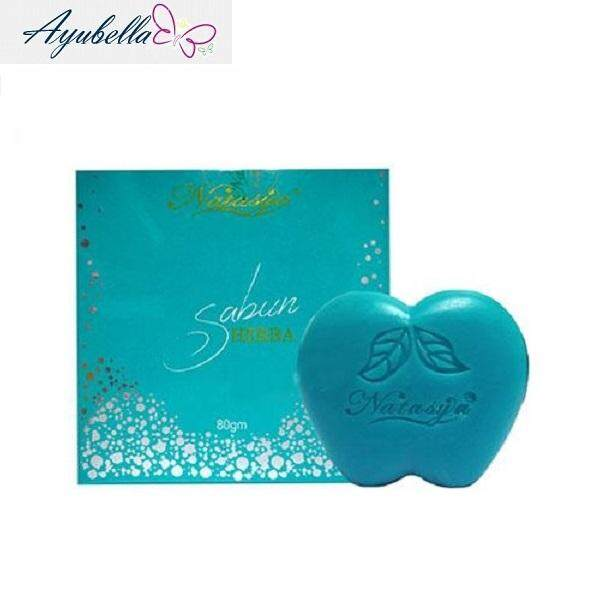 Natasya Herbal Soap 80g (Green)