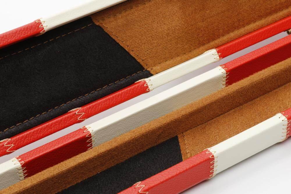 3/4 Billiard Snooker/Pool 3/4 Hard Box Cue Case Bag Holder Block Accessories