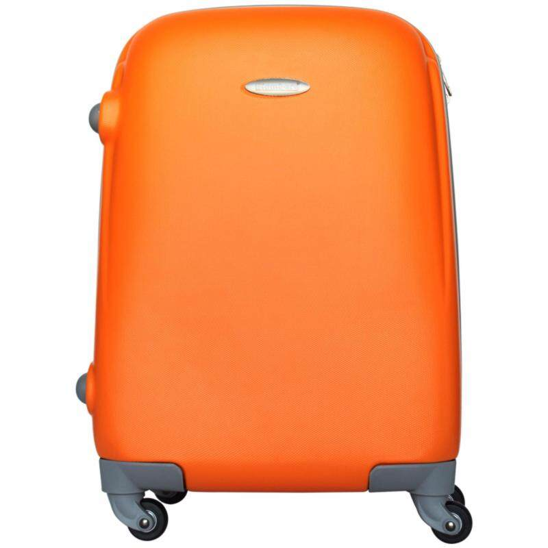 """SWP 28"""" Inches Attractive Orange 4 Wheels ABS Travel Luggage Hard-case With External Lock(Brand: Blomberg) - intl"""