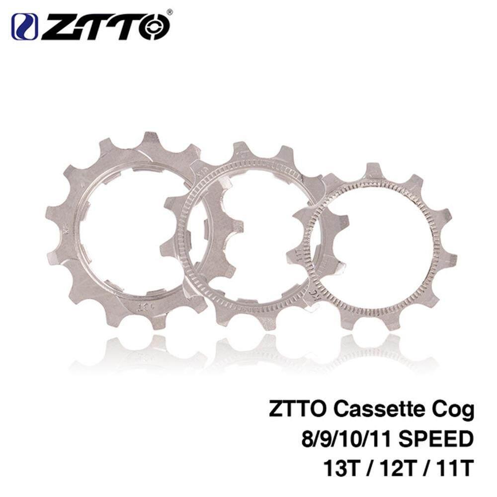 ZTTO 8/9/10/11 Kecepatan 11 T/12 T/13 T Freewheel Roda Gila Pinion untuk Sepeda Sepeda MTB Kaset COG Di Wilayah Pegunungan dan Jalan Raya-Internasional