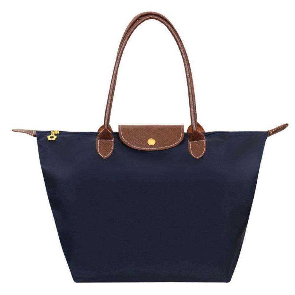European Large Tote Bag Women Handbag Waterproof Foldable